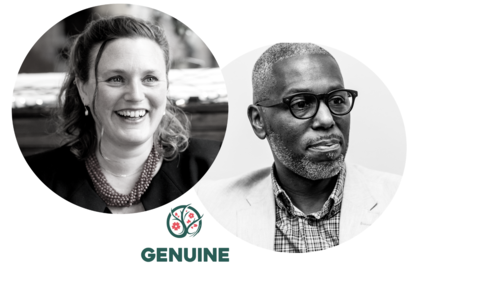 Sarah launches GENUINE the podcast